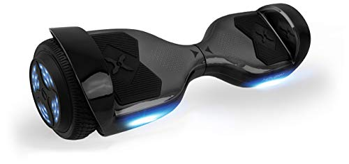 Hover-1 Helix Electric Hoverboard Scooter, Black