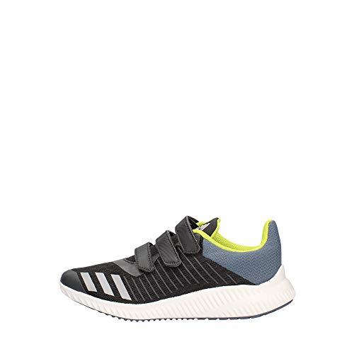 Adidas Fortarun CF K, Zapatillas de Deporte Unisex niño, Gris (Carbon/Plamet/Acenat 000), 28.5 EU 🔥