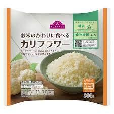 トップバリュー お米のかわりに食べる カリフラワー 300g カリフラワーライス 金曜日のスマイルたちへ (1袋)