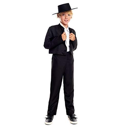 Disfraz Cordobés Niño Carnaval Mundo (Talla 10-12 años) (+ Tallas)