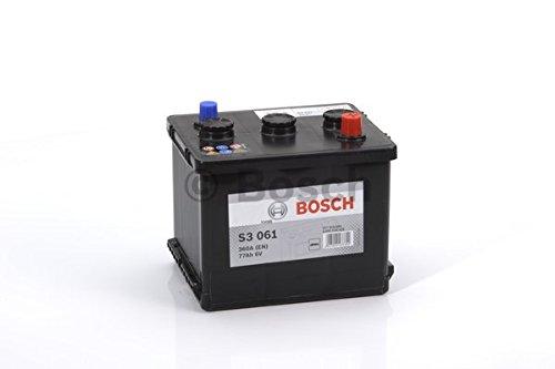 BOSCH 0092S30610 Batterie 6 V 77 mAh 360 A