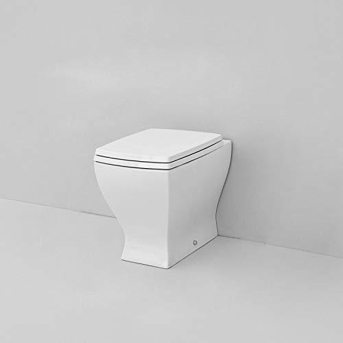 WC à Terre Jazz The Artceram Art. jzv002 Cache-Pot Non Inclus