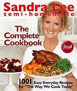 Semi-Homemade  The Complete Cookbook  1,001 of her recipes Spiral binding