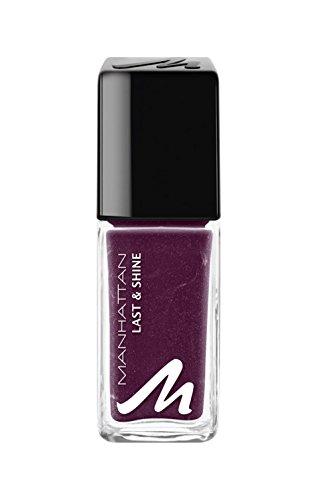 Manhattan Last & Shine Nagellack, Nr.750, Don't Panic 1er Pack(1 x 10 milliliters)
