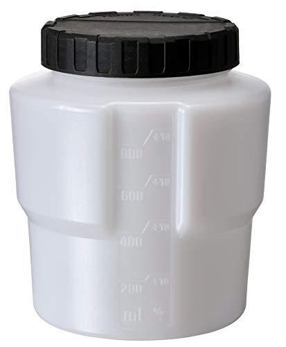 Original Einhell Farbbehälter 800 ml (passend für Einhell Farbsprühsystem TC-SY 400 P, TC-SY 500 P, TC-SY 600 S, TC-SY 700 S)