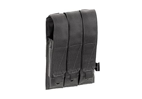 Molle MP5/MP7 Triple Mag Pouch - Funda para cargador de airsoft (bolsa adicional), color gris