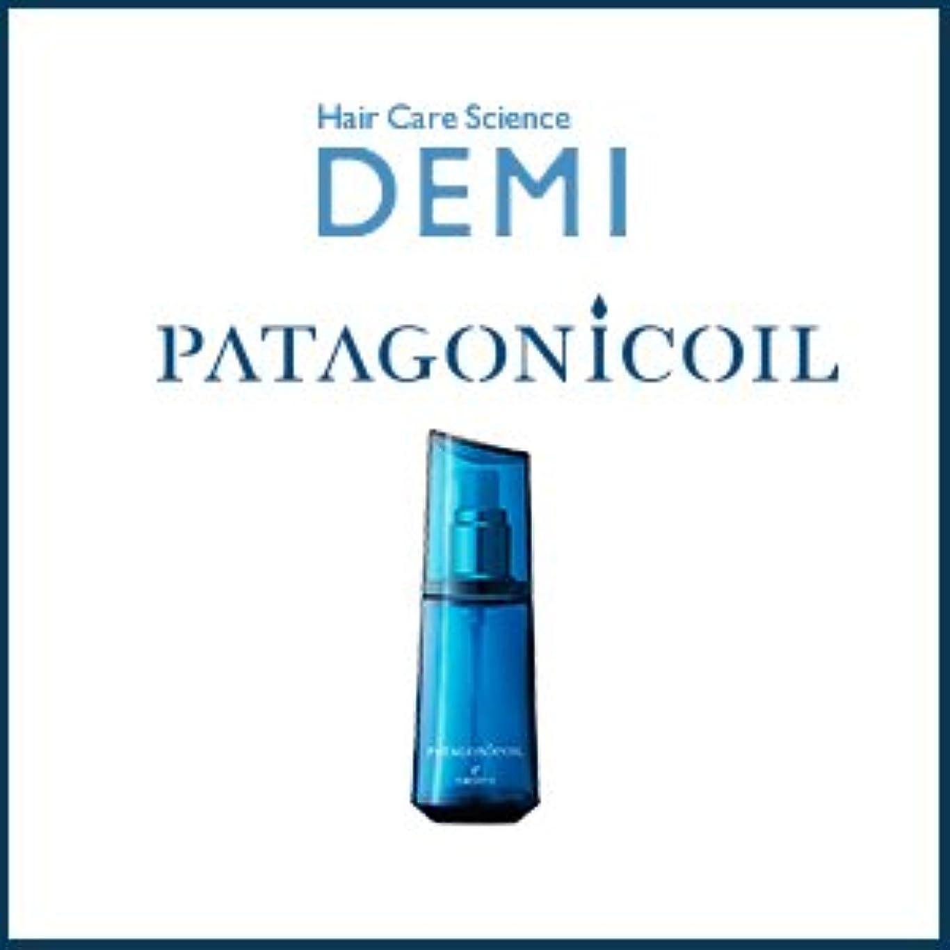 ブルーベルカラス圧縮された【X4個セット】 デミ パタゴニックオイル イセベルグ モイスト 100ml 容器入り