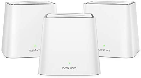 Meshforce Whole Home Mesh WiFi System M3s Suite Set of 3 Gigabit Wireless Mesh Router Replacement product image