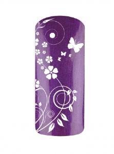Sonailsofrench - Vernis semi permanent purple passion NAIL-EON 15ml-5785