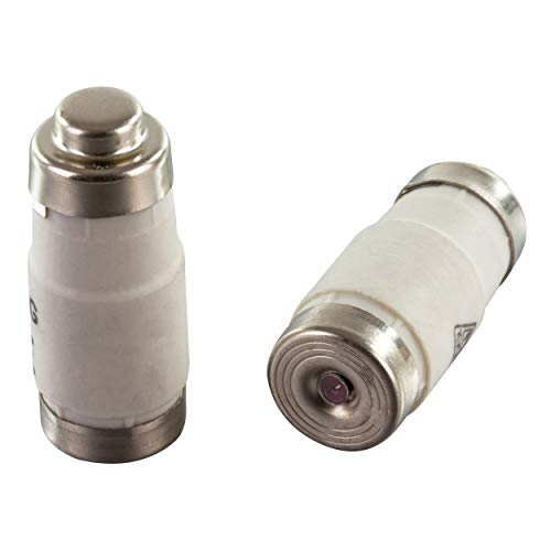 REV 0515067555 Neozed, Sicherung D02/E18 63A, 10Stück, 250VDC / 400VAC , grau