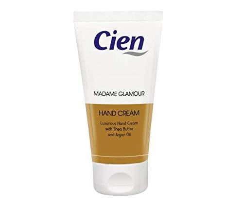 Cien Madame Glamour Handcreme, 5er-Pack, 5 x 75 ml (= 375 ml)