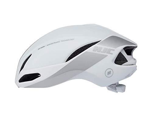 HJC FURION 2.0 Casco Semi-Aero Unisex Adulto MT GL White Silver L 58~61 cm