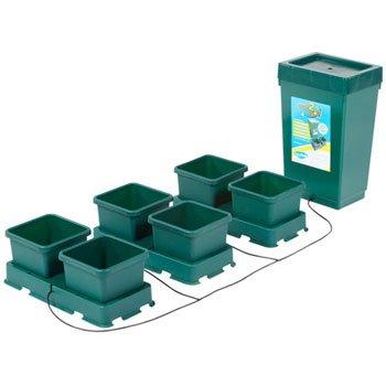 Idroponica Passiva: Autopot Easy2Grow Kit - 6 vasi