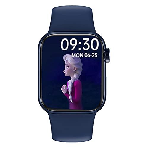 YXJ I12 Smart Watch Men 1.69Inch Pantalla Sangre Presure Bluetooth Llamada Largo Standby IP67 Relojes para Mujer PK W46,B