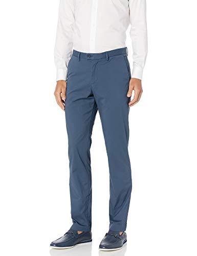 Calvin Klein Men's Refined Stretch Chino Slim Fit Pant, Uniform, 30x32