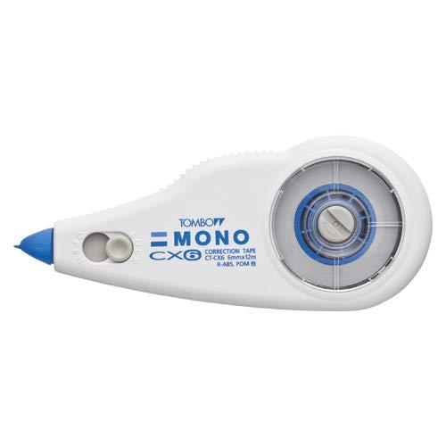 トンボ鉛筆 修正テープ詰め替えタイプ モノCX6 CT-CX6 2個セット