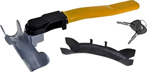 ProPlus Lenkradschloss mit 2 Schlüsseln