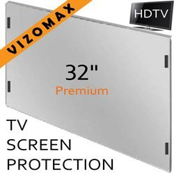 32 inch Vizomax TV Screen Protector for LCD, LED, OLED & QLED HDTV