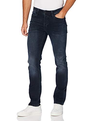 Jack & Jones Jeans Vaqueros, Blue Raw Aged, 30W / 32L para Hombre