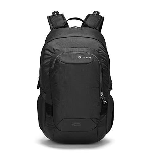 Pacsafe Hüfttasche Venturesafe 25L GII Diebstahlschutz Rucksack, schwarz (schwarz) - 60300100