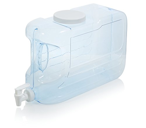 Arrow Home Products H2O Oasis Dispenser 2.5 Gallon, Clear