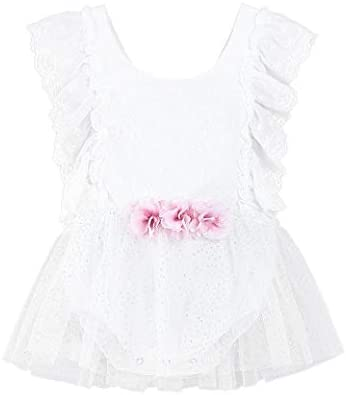 Baby Girl Clothes Newborn Summer Outfits Infant Romper Bodysuit Cute Ruffle Lace Stuff Toddler product image