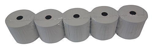 Casio PAPERROLL57MM-5PCS printende rekenmachine wit