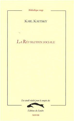 La Révolution sociale