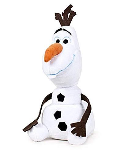 Disney Plüsch 30cm Olaf Schneemann-Design Die Eiskönigin Frozen