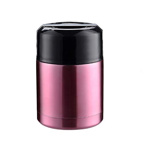 OnePine 800ml Edelstahl Premium Vakuum Isolierbehälter Foodbehälter für...