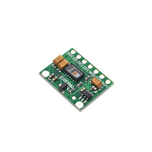 KOOBOOK 1Pcs MAX30102 Oximeter Heart Rate Beat Pulse Sensor Monitor Module Replace MAX30100 R6D3