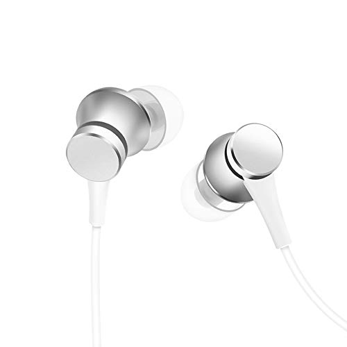 Auricolari In-Ear originali Versione fresca 3.5mm Sistema di smorzamento del bilanciamento degli auricolari Microfono integrato Risposta alle chiamate Auricolare per Smartphone