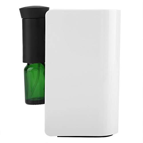 Omabeta Difusor de aceites Esenciales portátil Duradero Recargable estupendo silencioso USB práctico para la Oficina(White)