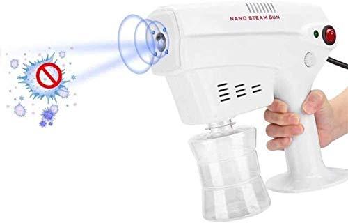 Byakns Máquina de nebulización de contenedor de esterilización, pulverizador de Niebla pulverizador de la Telar de Mano Máquina de Niebla Nano Máquina de pulverización de Pistola de Vapor 110V-220V