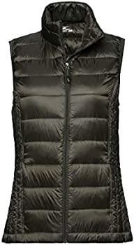 Xposurzone Women Packable Lightweight Down Outdoor Puffer Vest