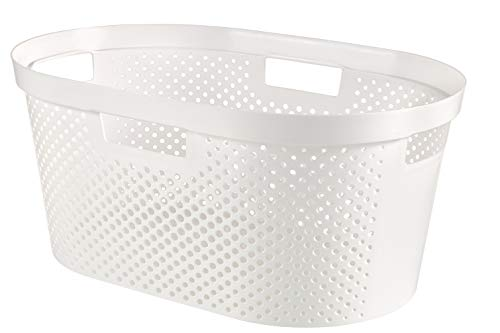 Infinity Dots gerecycled wasmand 40 l