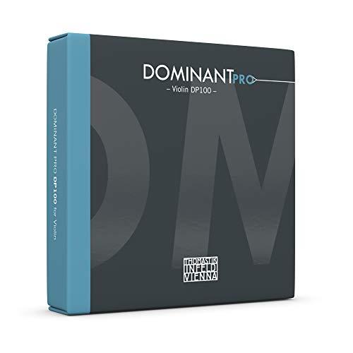THOMASTIK ヴァイオリン弦 DOMINANT PRO ドミナントプロ E線、A線、D線、G線4種セット 4/4 DP100
