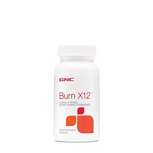 GNC Burn X12