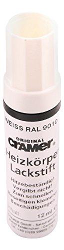 Cramer 66151 5, Heizkörper Lackstift | 9010 | Weiß
