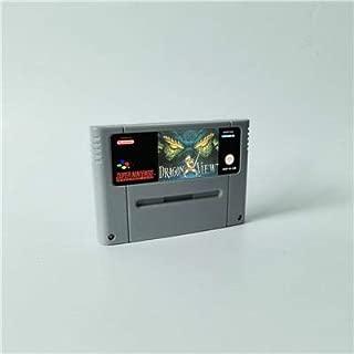 Game card Dragon View - RPG Game Cartridge EUR Version ,Game Cartridge 16 Bit SNES , cartridge snes , cartridge super
