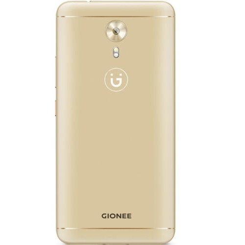 VCAREGADGETS Compatible with Gionee A1 Skin Transparent Back Only