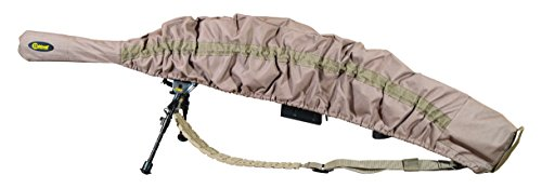 Caldwell Allweather Fast Case Gun Cover with FDE Color, PVC...