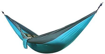 OH Hamocks Portátil Haa Haa Al Aire Libre Camping Haas Jardín Ocio Viajes Colgando Swing 270Cmx140Cm Fácil de limpiar