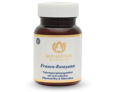 Maharishi Ayurveda Frauen-Rasayana, ayurvedisches Nahrungsergänzungsmittel, 60 Tabletten / 30 g