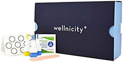 Wellnicity - at-Home Food Sensitivities - 180 Foods Test Kit and Wellness Program. Not Available in NY