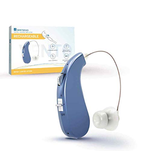 Hearing Amplifier (Rechargeable) BHA-203 (2)