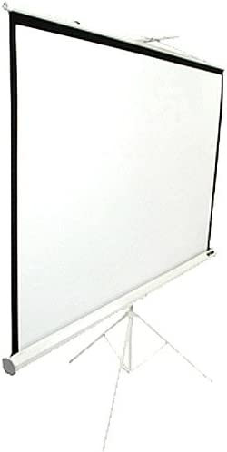 Elite Screens Tripod T119nws1 Portable Projection Screen by Elite Screens