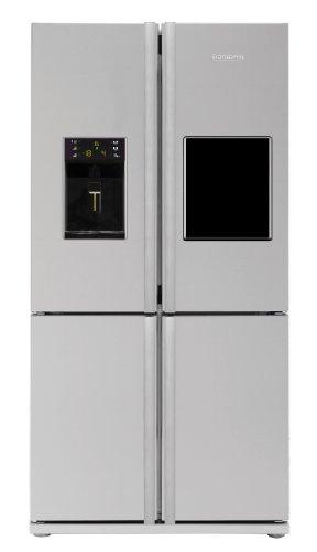 💠 Comprar frigorífico americano Blomberg con dispensador de hielo y agua