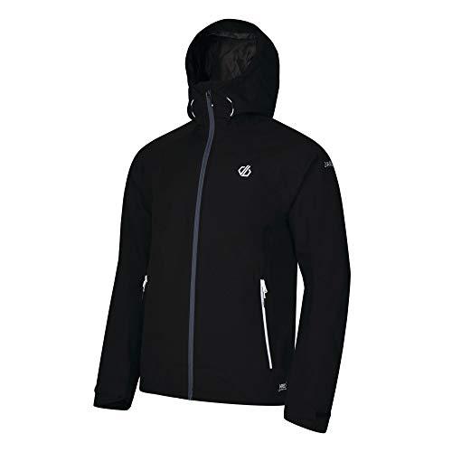 Dare 2b Jacket Veste Technique Haute Performance Homme RECODE, Black, FR (Taille Fabricant : XL)