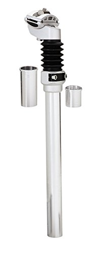 Diamondback Multi-Fit Bicycle Suspension Seat Post, Silver